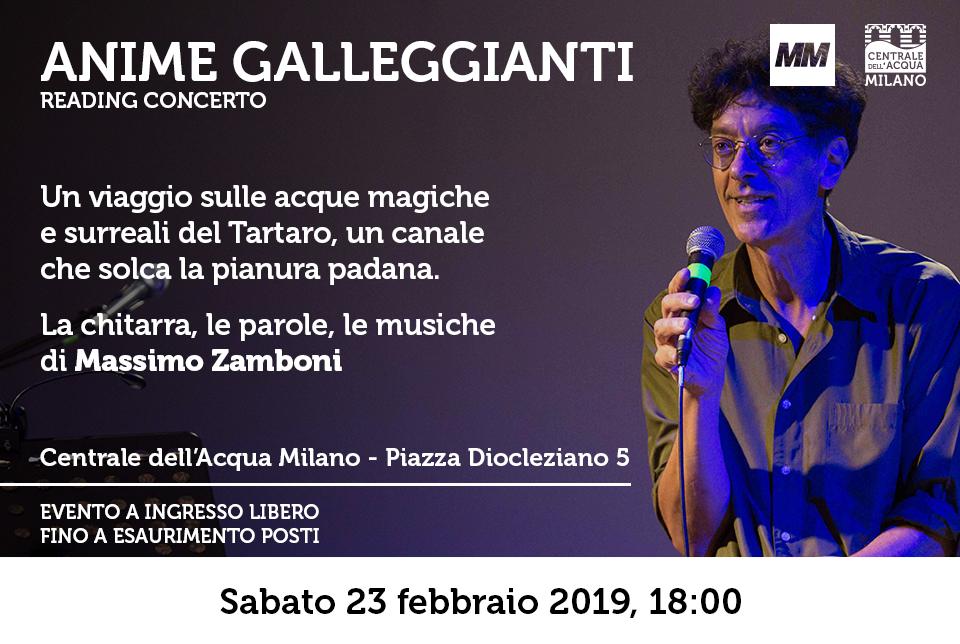 Calendario Csi Milano.Reading Concerto Anime Galleggianti Con Zamboni Centrale
