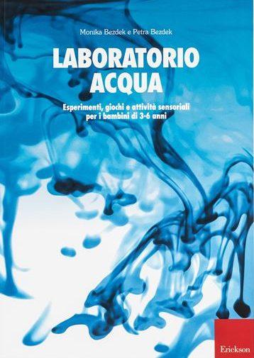 Cover laboratorio acqua