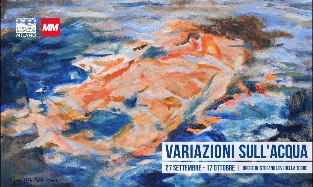 Poster variazioni acqua